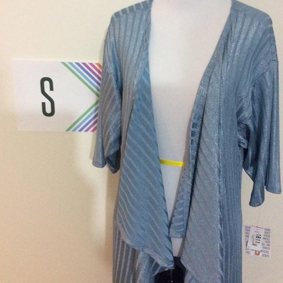 LuLaRoe Tops - NWT LuLaRoe Shirley Kimono